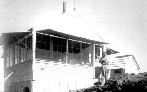 Gary Snyder home
